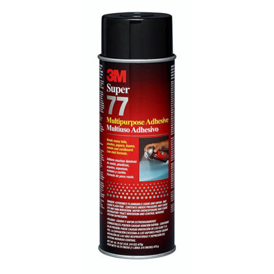 3M Spray Glue Adhesive 1
