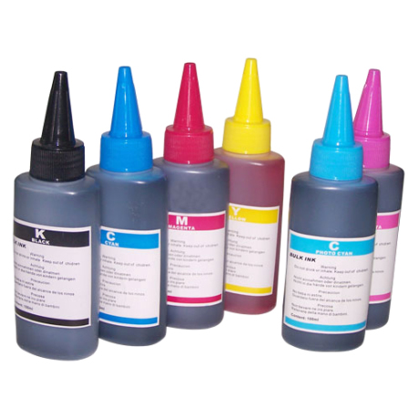 Sublimation ink 100ml 6 color 4