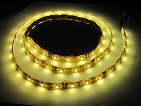 White flexible LED strip_2