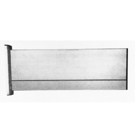 Aluminum plates 2 face L002