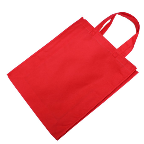 Colored fabric bags 1