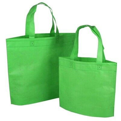 Colored fabric bags 5