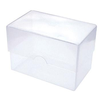 Normal plastic cards box 1