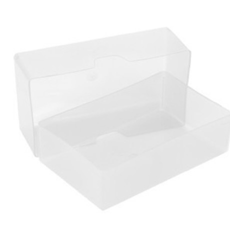 Normal plastic cards box