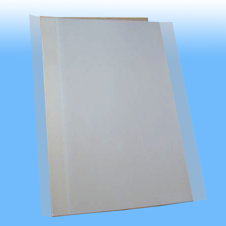 PVC paper card A4 size 2