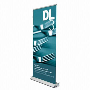 Roll up stand Aluminum_4