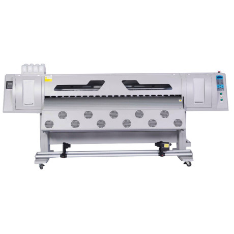 Eco solvent printer picture