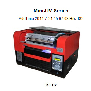 mini-UV Series Machine A3 UV picture